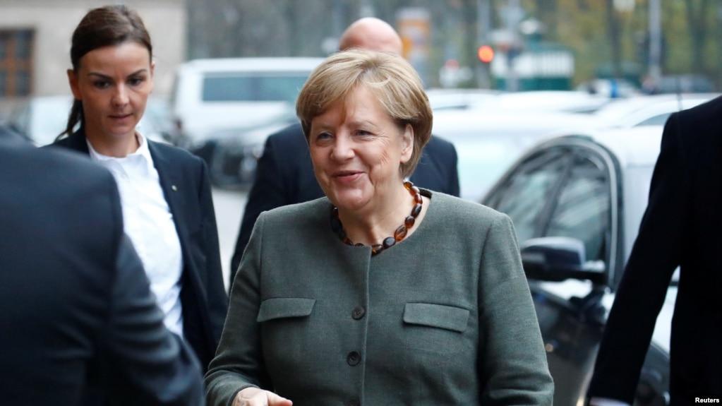 Kriza politike në Gjermani