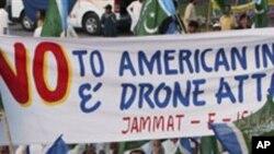 بن لادن کی ہلاکت اور ڈرون حملے