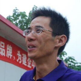 Engineer Peng of the South-North Water Transfer Project