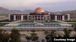 تعمیر جدید پارلمان افغانستان