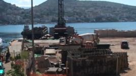 Zgjerohet Porti i Sarandës për anijet turistike