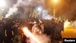 Brasil encabeza la lista por el aumento de la corrupción y la agitación civil.