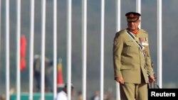 Kepala Staf Angkatan Darat Pakistan, Jenderal Qamar Javed Bajwa. (Foto: dok).