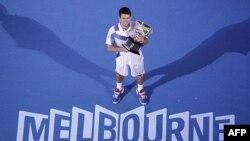 Đokoviću druga titula u Melburnu!