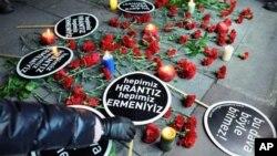 Bi Dehan Kes li Tirkîyê Hrant Dink Bîr Tînin