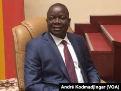 Pahimi Padacké Albert, premier ministre, chef du gouvernement à N'Djemena, Tchad, le 17 novembre 2016. (VOA/André Kodmadjingar)