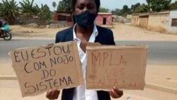 Bengo: Activistas acusam governadora de ordenar a sua prisão -1:59