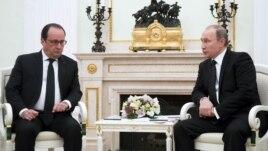 Hollande, thirrje Rusisë