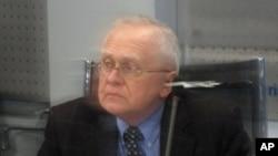 俄罗斯远东研究所中国问题专家达维多夫