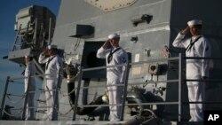 偷襲珍珠港75週年,星期三在夏威夷舉行紀念儀式。