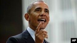 美国前总统奥巴马9月20日在纽约