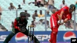 عالمی کرکٹ کپ میں زمبابوے نے کینیا کو ہرا دیا