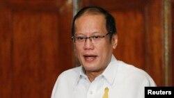 菲律賓總統阿基諾 (資料照片)