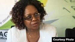 Auditor-General Amai Mildred Chiri