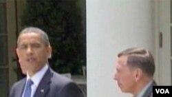 Puno povjerenje: Predsjednik SAD Barack Obama i general David Petraeus