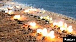 افزایش تنشها بین آمریکا و کره شمالی