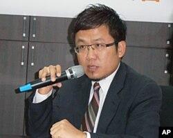 新台湾国策智库研究员 刘世忠