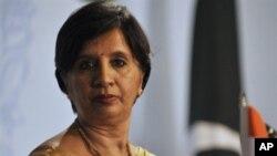 بھارتی سکریٹری خارجہ، نیروپما راؤ