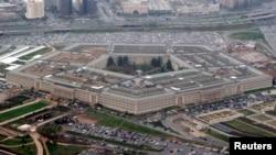 미국 수도 워싱턴 DC인근의 국방부 건물. (자료사진)