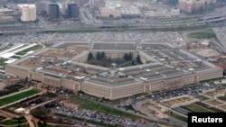미국 수도 워싱턴 인근의 국방부 건물. (자료사진)