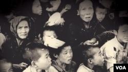 """数以千万计的中国人在中国共产党当局所谓的""""自然灾害""""中饿死。"""