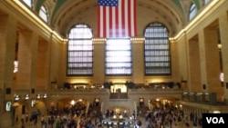 紐約中央車站(資料圖片)