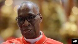 Cardinal Jean Zerbo Demiseniw Teriw Ka Sereyaw