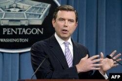 Pentagon Sözcüsü Geoff Morrell