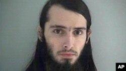 미 연방의회 건물 테러를 음모한 혐의로 체포된 크리스토퍼 코넬. (자료사진)