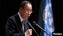 Ông Ban cũng cho biết là con số người tị nạn trở về nhà trong năm ngoái thấp nhất trong hơn 3 thập niên.