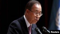 Ban Ki-moon effectue une visite de deux jours au Nigéria (Reuters)