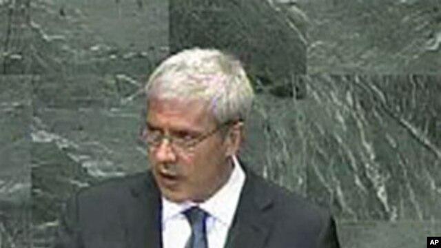 Serbian President Boris Tadic (File Photo)