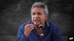 El presidente de Ecuador, Lenín Moreno, busca que el pueblo vote si se debe eliminar o mantener una ley que permite la reelección indefinida de los presidentes.