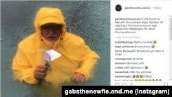 Кадр з відео розміщеному на Instagram @gabsthenewfie.and.me