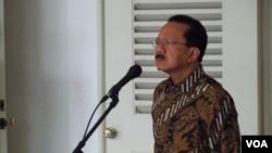 Gubernur Jakarta, Fauzi Bowo (Foto: dok).