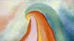 نقاشی های آبستره جورجیا اوکیف برای نخستین بار در نمایشگاهی به نمایش گذاشته شد