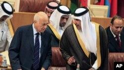 Ο Αραβικός Σύνδεσμος ζητά διάλογο στη Συρία