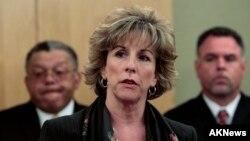 Исполнительный директор комиссии по подготовке сотрудников в сфере уголовного правосудия штата Вашингтон Сью Рар