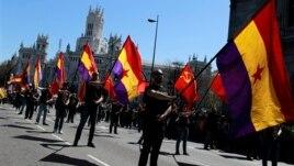 Spanjë: Protesta me thirrjet për eliminimin e monarkisë