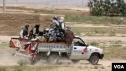 Kelompok pemberontak Taliban Afghanistan (Foto: dok).