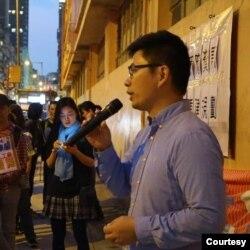郭永健擔心,港大學生會百年基業會毀於校方家長式管治。(郭永健臉書圖片)