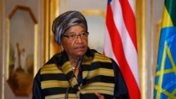Ellen Johnson Sirleaf - the Inspiration Behind New Book
