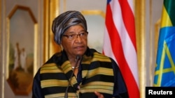 Ellen Johnson Sirleaf - the Inspiration Behind New Book