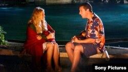 فیلم «پنجاه قرار» با شرکت ادم سندلر