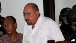 Công dân Pháp Serge Atlaoui sắp bị tử hình ở Indonesia.