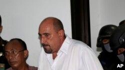 شهروند فرانسوی محکوم به اعدام در اندونزی