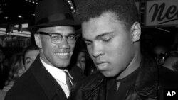 Muhammed Ali ve Malcolm X (1964)