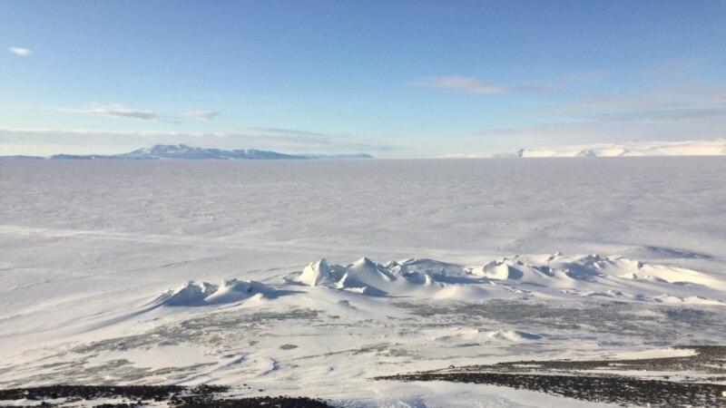 Antarctica Reaches Symbolic Carbon Dioxide Level