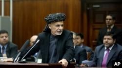 阿富汗议员拒绝批准加尼