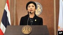 PM Thailand Yingluck Shinawatra (Foto: dok)